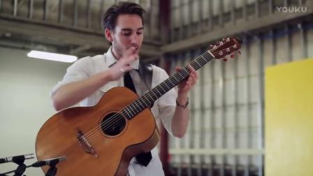澳洲指弹吉他手Gabriel Andrews翻弹的一首指弹吉他改编作品「Ain't Nobody」原唱:Chaka Khan 改编:Jon Gomm