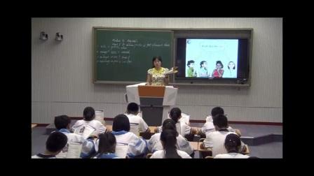 初中英语外研版八上Module 6 Unit 1天津杨靖