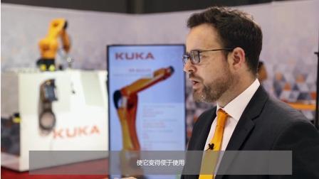 KUKA Connect ——为即时访问KUKA机器人的重要数据和特性提供了合适的基础和构架