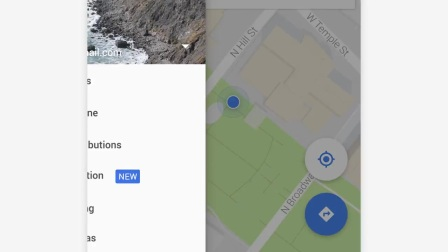 Share your real-time location with the people you want, for exactly as long as y