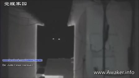 墨西哥2个白色UFO光球2017年3月14日的图片