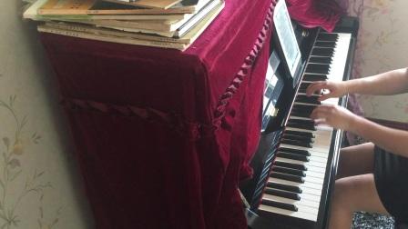 李玉刚《刚好遇见你》钢琴曲