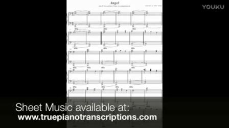 Angel - Sarah McLachlan - (Piano Accompaniment)-zz