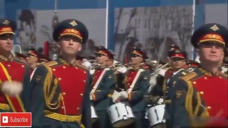 国外的阅兵仪式太搞笑了