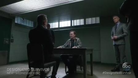 Designated Survivor 1x14 Commander-in-Chief 片花