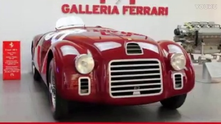 法拉利70周年庆:经典车型法拉利125 S的诞生