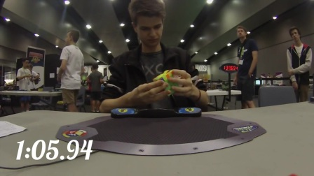 Cubing Classic 2017 Solve Compilation - Jay McNeill