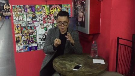 HBW欧式泰拳北京实战公开课说明#韩博惟#