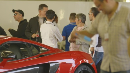 迈凯伦车主驾驶体验-银石赛道驾驶 675LT