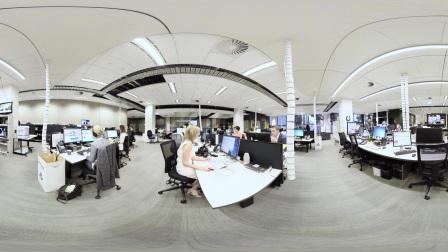 360度全景视频带你走入澳大利亚广播公司