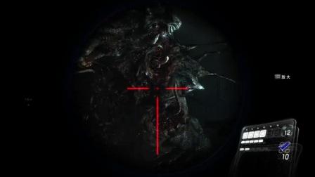 生化危机6【末曲】第14期 (里昂篇 完结):一根避雷针教你做人