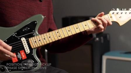 Fender American Professional  Jaguar & Jazzmaster 试听测评 美利坚乐器淘