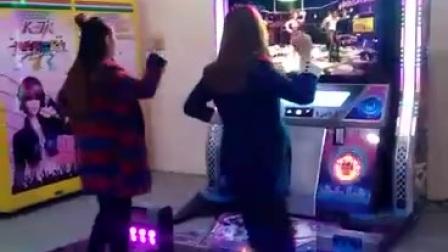 荣翔动漫 体感跳舞机 舞法舞天 电玩游戏机厂家