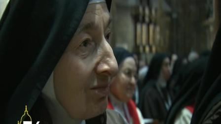 教宗会见米兰圣职人员:挑战是活泼信德的标记,是新福传的良机