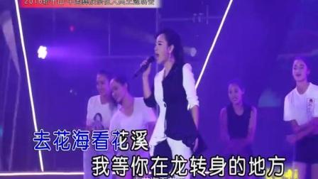何佳-我在转龙等你(现场版)红日蓝月KTV推介
