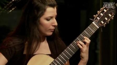 《茶花女主题幻想曲》土耳其女演奏家Aysegul Koca在荷兰吉他沙龙_高清_标清