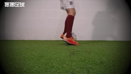 足球基础:教你两种经典基础球感练习方法
