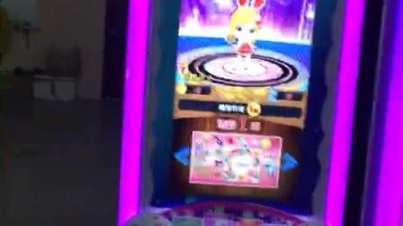 荣翔动漫 幸运刮刮乐彩票机 大型投币电玩