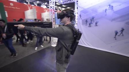 OptiTrack Active主动跟踪系统主力户外VR体验
