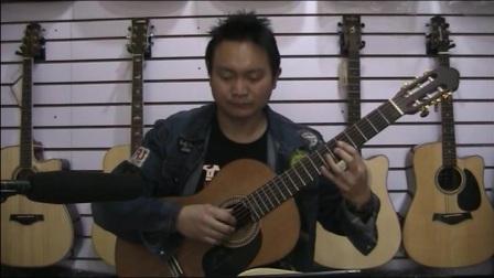成都李晓桥吉他弹唱教学入门【中国心】大师,古典,指弹,独奏,流行,演奏经典最好听