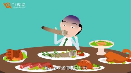 为什么中国人爱吃野味 飞碟说
