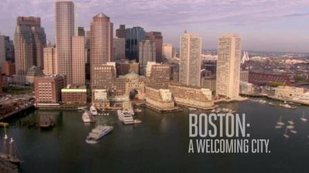 欢迎来到波士顿大学!
