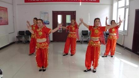 印度舞蹈《印度风情》.MP4