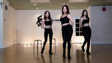 韩舞:Brave Girls - Rollin' 舞蹈练习 (天舞)温哥华