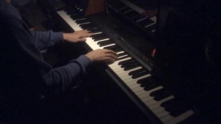 <南山南>纯钢琴_tan8.com