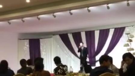 2016上海马腾财富公司年会-南晨俊翻唱-叶启田-爱拼才会赢