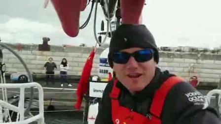 东风队零距离 | 船长夏尔:热爱远航成就优秀的远洋水手