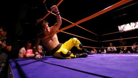 港摔《摔角之王2016》AWGC冠军战 - hoholun VS Jason Lee(c)