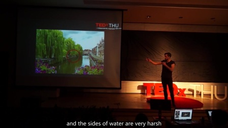 Have you ever licked a wall?:Simen Lambrecht @TEDxTHU