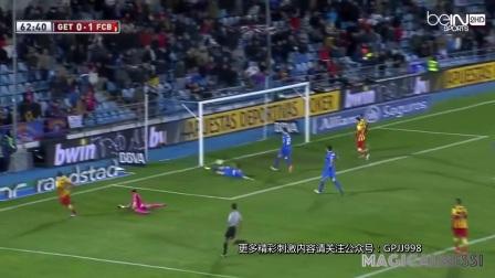 【滚球世界足球频道】梅西 超燃励志记录短片<决不放弃>-无坚不摧