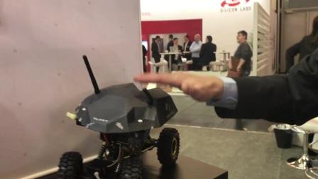 真正IoT-火星车控制演示