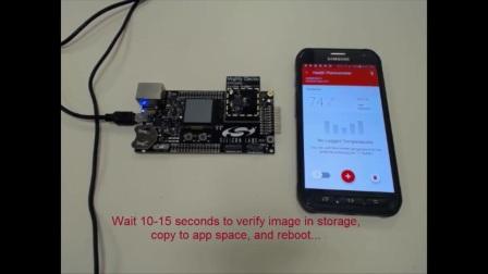 EFR32 Mighty Gecko多协议转换演示