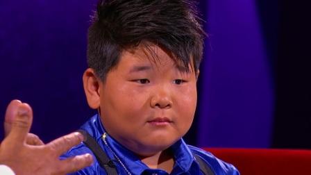 """亚洲灵魂舞者""""拉丁小胖""""惊吓到了美国达人秀主持人"""