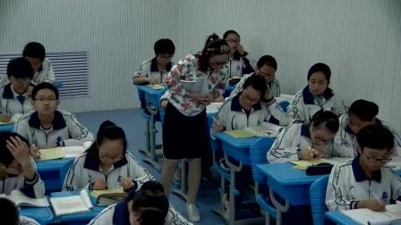 华师大版初中数学九上《直接开平方法和因式分解法》甘肃陶美荣