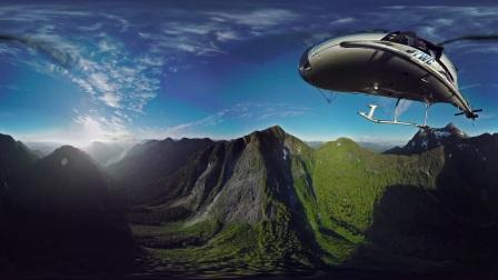 【加拿大BC省360°全景视频】温哥华岛尼莫湾狂野之旅