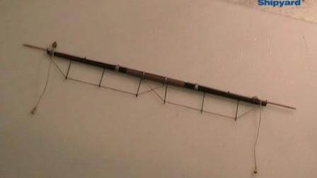 14 索具部分——动索及其他绳索的制作