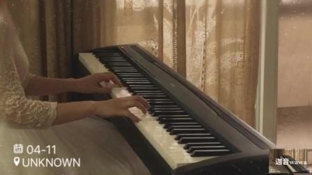 邓丽君 《月亮代表我的心》 电钢琴钢琴版 完整版