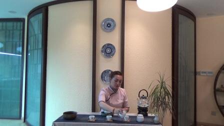 天晟茶艺培训第129期8号茶修之行茶十式茶艺表演