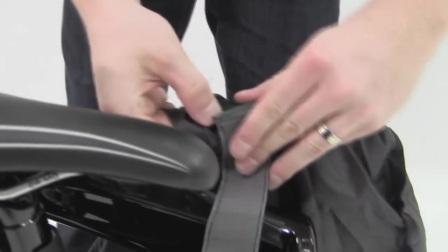 尾包装车包CarryOn Cover使用方法