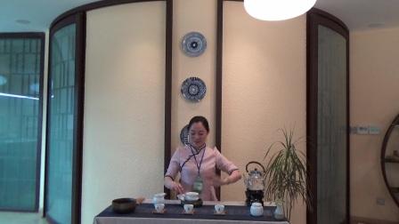 天晟茶艺培训第129期9号茶修之行茶十式茶艺表演