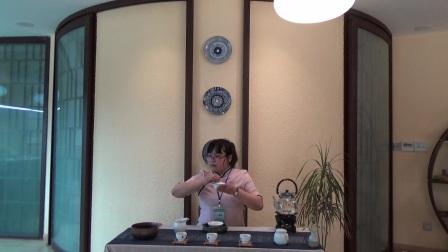 天晟茶艺培训第129期10号茶修之行茶十式茶艺表演