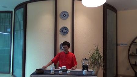 天晟茶艺培训第129期11号茶修之行茶十式茶艺表演