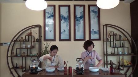 天晟茶艺培训第129期第2组安溪茶艺表演