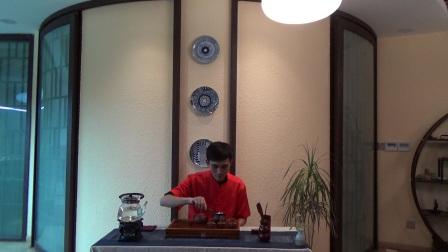天晟茶艺培训第129期11号台湾十八道茶艺表演.