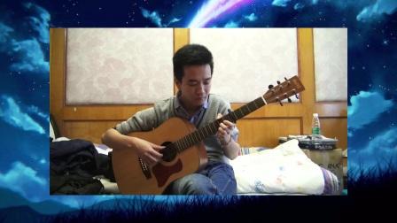 【琴侣】五人吉他合奏《黄昏之时》