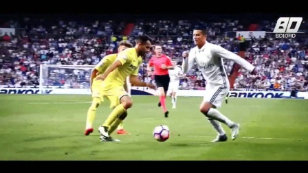 【滚球世界足球频道】2016-2017赛季 梅西 C罗 脚法进球大比拼